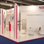 IAA Messestand konventionelles Design